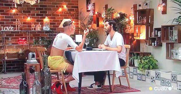 Benni, un soriano de ''género fluido'', intenta encontrar el amor en First Dates