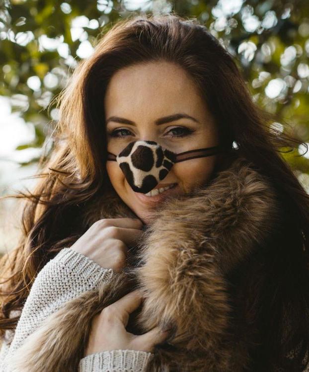 Calentador de nariz, el complemento de moda de este invierno