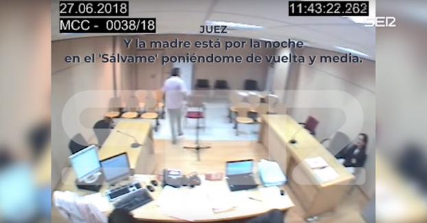 Un juez cazado llamando ''bicho'' e ''hija puta'' a María Sanjuán, víctima de violencia de género
