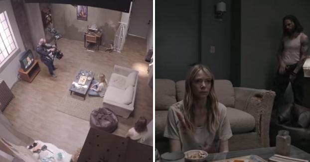 Cómo se grabó la escena sin cortes de Kidding, donde una habitación cambia en cuestión de segundos