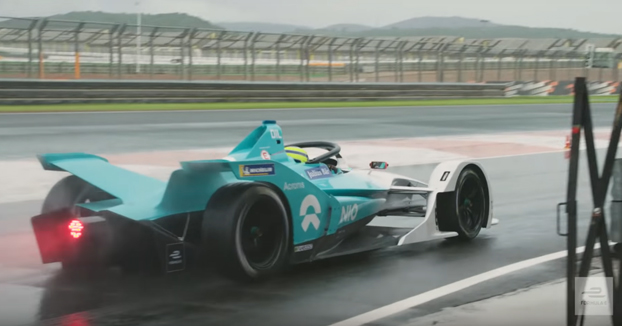 Así es como suenan los nuevos coches de la Fórmula E en pista