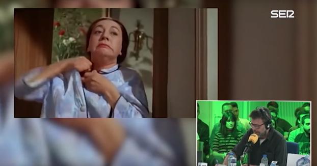 Analizando una escena de Sor Citroen, película de 1967. Como hemos cambiado...