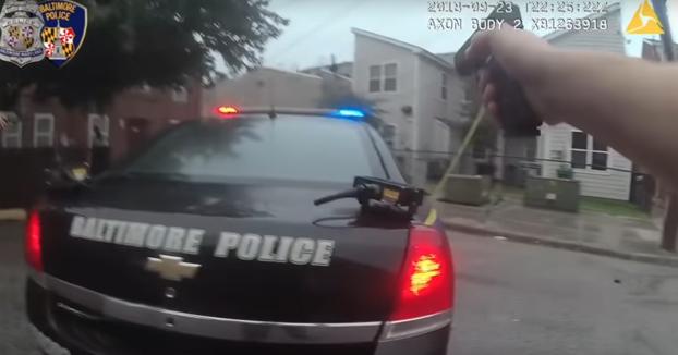 Tiroteo mortal entre dos policías y un joven de 29 años en Baltimore