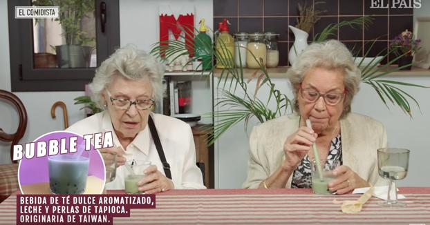 ¿Qué piensan las abuelas de las moderneces gastronómicas?