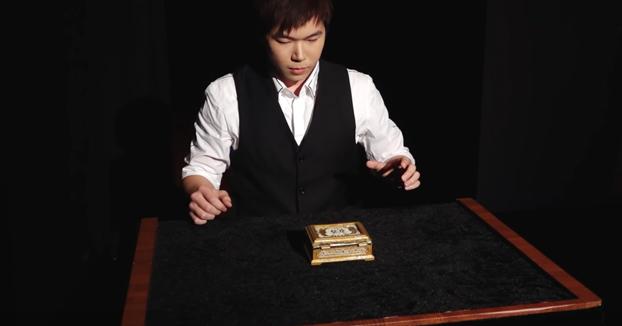 El truco ganador del Campeonato Mundial de Magia te dejará seis minutos con la boca abierta