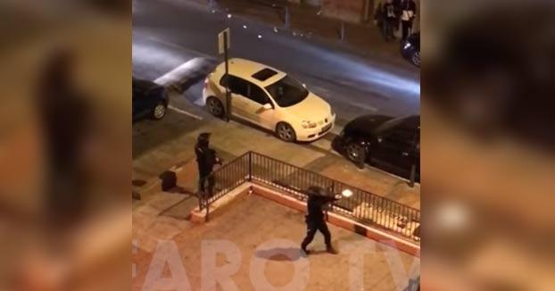 Disparan con un AK-47 a la Policía Nacional en el barrio del Príncipe, en Ceuta