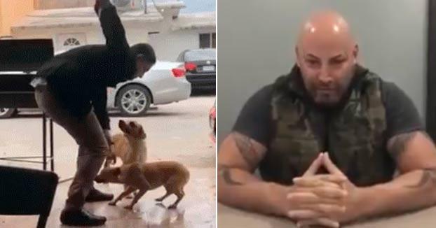Un justiciero ofrece 2.300 euros a quien entregue con vida a Gerardo Herrera, el hombre que apuñaló a un perro en México
