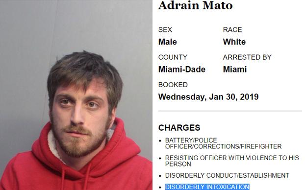 La pesadilla de Adrián, el español que puede pasar 10 años en la cárcel por una bronca en un partido de los Miami Heat