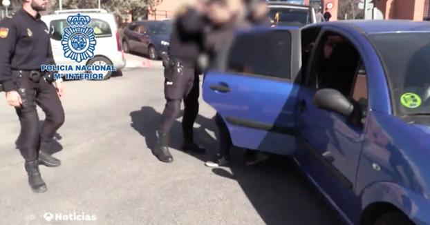 Detenido en Madrid por descuartizar a su madre y guardar los restos en varios tuppers