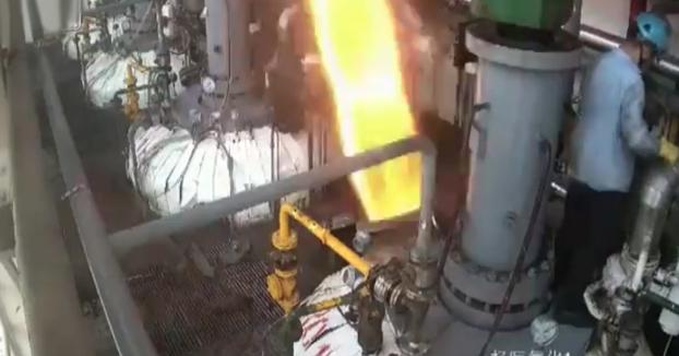 Trabajador de un taller de hidrogenación pierde la vida tras ser lanzado por los aires tras una explosión