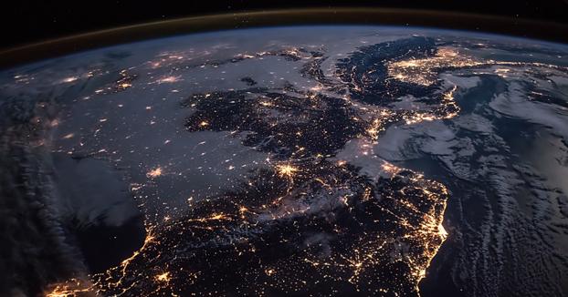 Cómo se ve el mundo desde la Estación Espacial Internacional