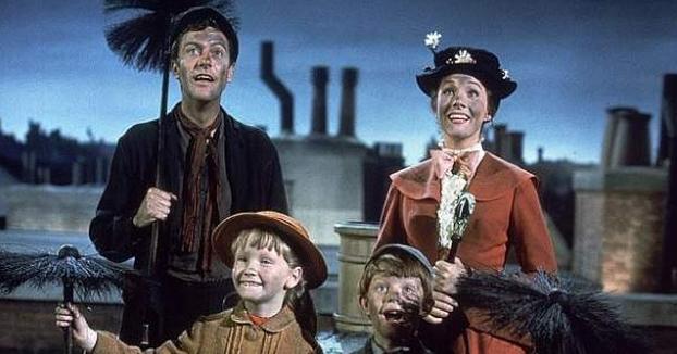 Acusan a 'Mary Poppins' de racismo por la escena de los deshollinadores