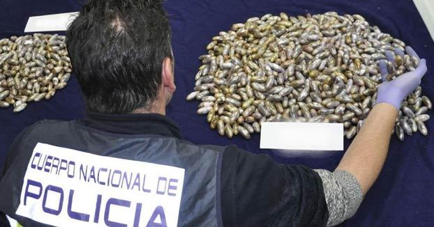 Alerta por la presencia de bacterias fecales en el hachís que se comercializa en Madrid