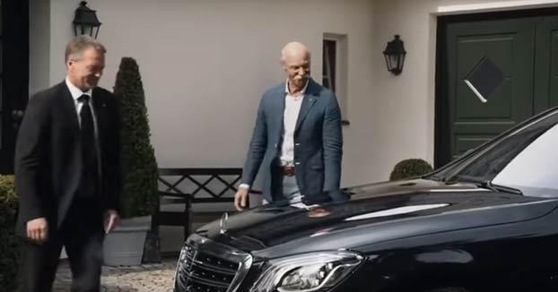 BMW despide al consejero delegado de Mercedes-Benz con este genial vídeo