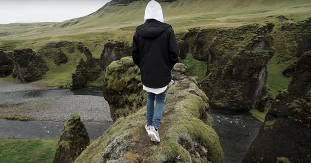 Islandia cierra el cañón de Fjadrárgljúfur después de ser invadido por los fans de Justin Bieber