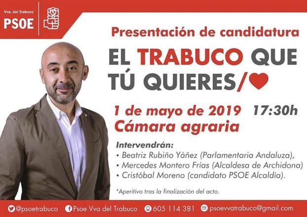 El premio al mejor eslogan electoral es para el PSOE: ''El trabuco que tú quieres''