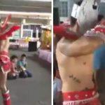Polémica en un colegio de México: Contratan a un stripper para celebrar el Día de la Madre