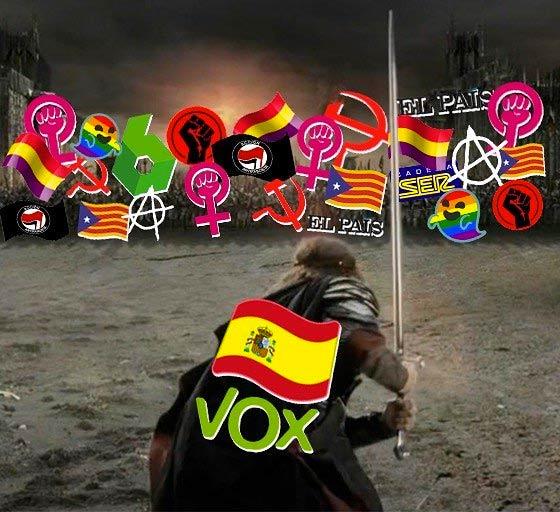 Carta de Viggo Mortensen contra Vox por utilizar el personaje de Aragorn para promover la campaña electoral