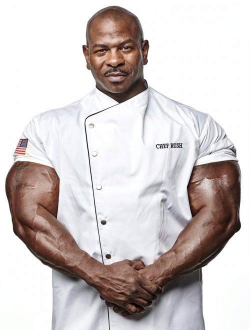 Andre Rush, el chef de la Casa Blanca