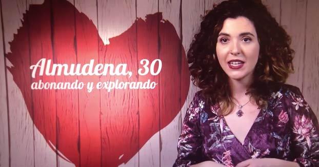 Almudena: ''Riego las plantas cada mes con mi menstruación''