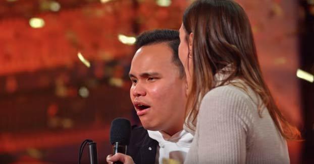 Kodi Lee, un chico ciego y autista, consigue el botón dorado tras sorprender y emocionar al jurado