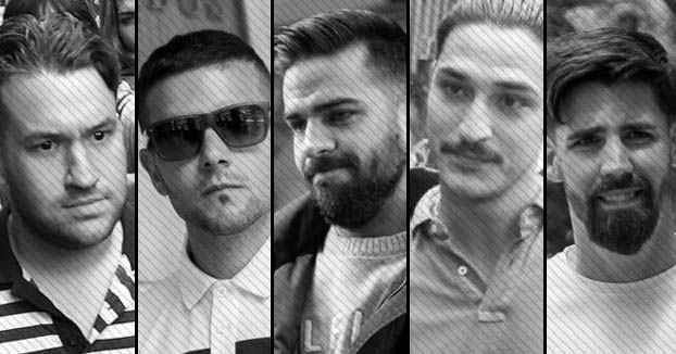 El Tribunal Supremo condena a 15 años de prisión por violación a los miembros de La Manada