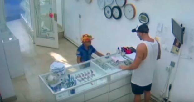 Un niño de 9 años intenta robar una joyería con una pistola de juguete