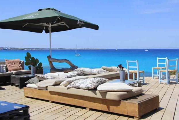 restaurante Es Molí de Sal de Formentera