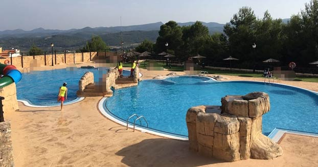 Defecar en las piscinas, el nuevo reto viral entre los jóvenes de la Comunidad Valenciana