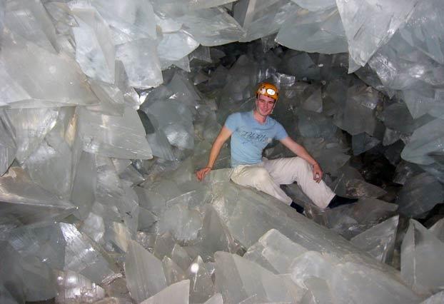 Cueva La Geoda Pulpí Almería