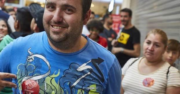 Nueva tienda de AliExpress en Madrid: ''Me he pasado dos días en la cola, me tuve que duchar con toallitas''