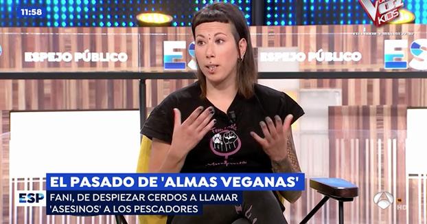 El pasado de Fanny, de 'Almas Veganas', como despiezadora en un matadero