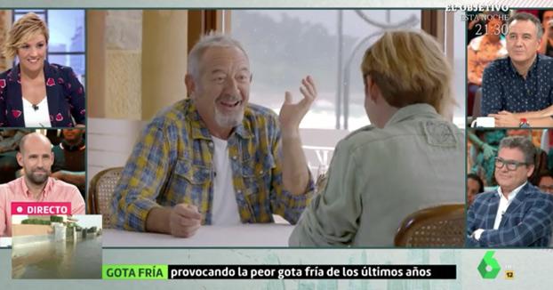 Karlos Arguiñano, sobre Almas Veganas: ''Sus padres no follaron con ganas''