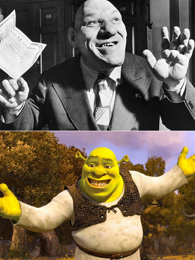 Maurice Tillet, el luchador francés que fue la inspiración para crear al ogro Shrek