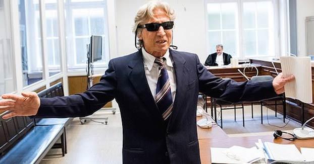 Un atracador aprovecha el alegato final en un juicio para soltar un discurso de 20 horas