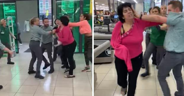 Cárcel para la mujer que robó en un Mercadona de Cerdanyola del Vallès y luego agredió a varios empleados