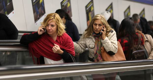 El INE seguirá la pista de los móviles de toda España durante ocho días