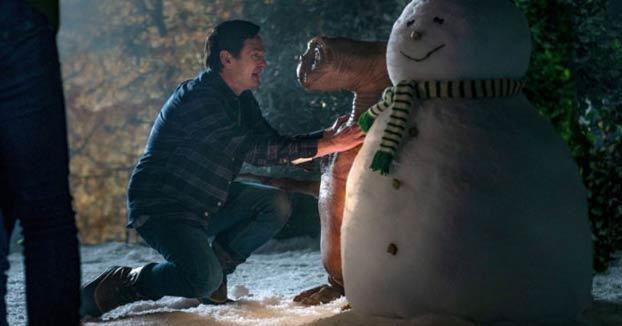 E.T. vuelve a encontrarse con Elliot 37 años después: El mejor anuncio de esta Navidad
