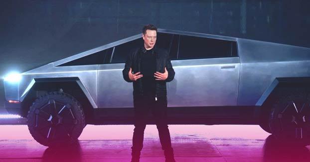 Elon Musk presenta un ''cristal indestructible'' y se le rompe en la demostración
