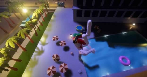 Balconing Simulator 2020, el videojuego basado en la práctica más peligrosa de algunos turistas en Baleares