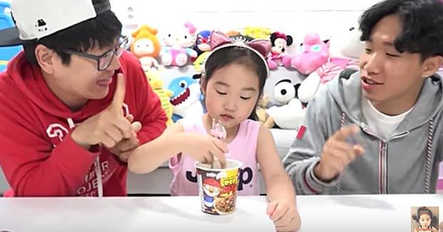 Boram, una niña coreana youtuber de 6 años, compra un edificio de 8 millones de dólares