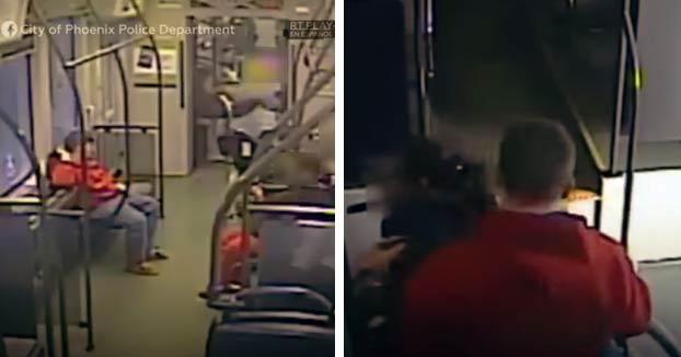 Un hombre le roba la silla de ruedas a una mujer con discapacidad en un tren
