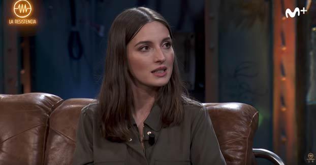 María Valverde sorprende a David Broncano con su respuesta a la pregunta del sexo en La Resistencia