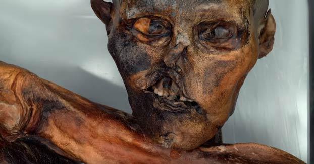 La historia de Ötzi, la momia más antigua y mejor conservada de Europa