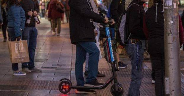 La DGT publica una nueva instrucción transitoria sobre los patinetes eléctricos