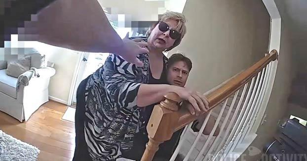 Una policía dispara accidentalmente a una mujer durante una intervención en el interior de una vivienda