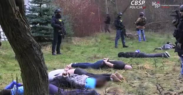 Incautan dos toneladas de cocaína colombiana en Polonia. La mayor redada en 30 años en el país