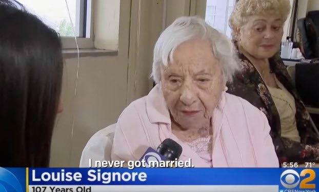 ''Cuál es el secreto para llegar a los 100 años''. Elegid a vuestro luchador