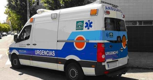 Pide una ambulancia en Marbella para un herpes labial porque ''el taxi saldría muy caro''