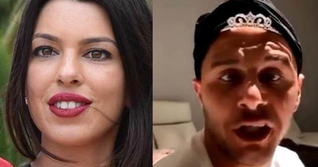 Andrea, de 'La Isla de las Tentaciones' se plantea denunciar a Joaquín por sus burlas en Instagram